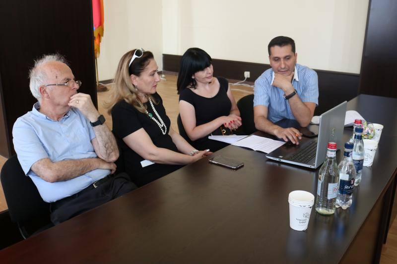 Կայացավ Ռոմանիզացիայի համակարգերի ՄԱԿ-ի աշխարհագրական անվանումների փորձագետների աշխատանքային խմբի առցանց հանդիպումը